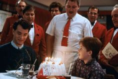 Big (1988) - Tom Hanks, Jared Rushton #big1988 #tomhanks #jaredrushton #80smovies #1988