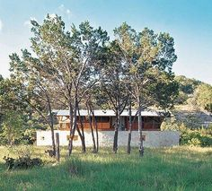 Lake Flato Architects: Hill Country Jacal : TreeHugger