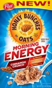 Enter to win $1000 from Honey Bunches of Oats in their #MorningEnergy #Sweepstakes (ends 3-10-14)