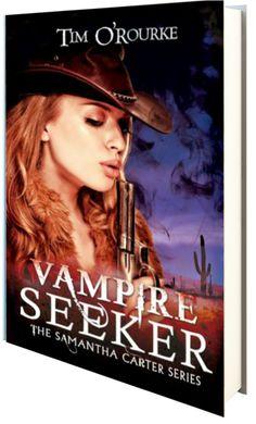 {Giveaway} Tim O'Rourke Vampire Seeker Release Party!