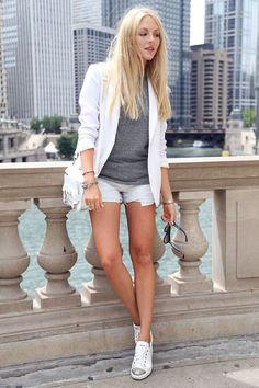 Street Style: Inspire se a aprenda a usar looks com tênis
