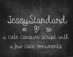 Jessy by OnTheSpotStudio on Creative Market