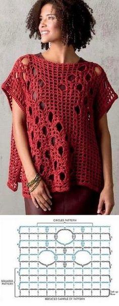 Fabulous Crochet a Little Black Crochet Dress Ideas. Georgeous Crochet a Little Black Crochet Dress Ideas. Débardeurs Au Crochet, Cardigan Au Crochet, Beau Crochet, Pull Crochet, Gilet Crochet, Crochet Woman, Crochet Cardigan, Crochet Stitches, Free Crochet