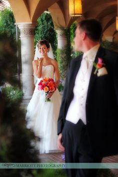#kiss #for #the #groom #brides #wedding #photography  More Wedding Ideas at www.facebook.com/villasiena