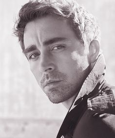 The handsome Lee Pace. My list of celebrity husbands keeps getting longer and longer. :)