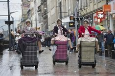 Autumn Street Festival proves huge success | Inverness BID
