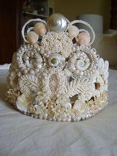 mermaid tiara - Google Search