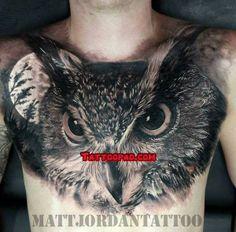owl tattoos, animal tattoos and ink tattoos. #tattoo #tattoos #ink