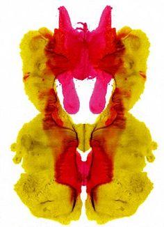 The Redstone Inkblot Test