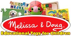 We are having a wonderful Thursday at This Little Piggy! Stop on by, and mention Pinterest for the deal of the day, 15% off of Melissa & Doug! Call or stop in for additional information (910) 944-8300