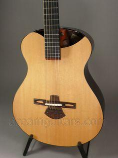 2003 Matsuda Prototype II - Experimental OM Acoustic Guitar - Spruce Top – 4 of 4