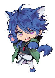 Anime Chibi, Character Inspiration, Character Design, All Star, Rap Battle, Cute Chibi, Mystic Messenger, New Artists, Manga Art