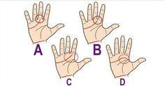 Voici ce que votre ligne de main révèle sur votre vie et votre personnalité Nos mains renferment beaucoup de mystères... Nous les utilisons tout le temps