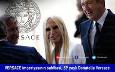 Versace imperiyasının sahibəsi ...