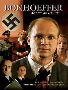 """The story of Dietrich Bonhoeffer, a German clergyman of great distinction, who actively opposed Hitler and the Nazis."" http://www.amazon.com/dp/B002JALFIU/ref=cm_sw_r_pi_dp_HOv3ub0CF3HAS"