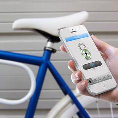 fahrradschloss mit Handyapp