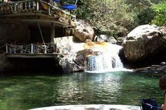El Eden, Mismaloya Puerto Vallarta Mexico - scene for Predator movie