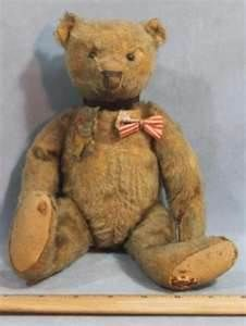 Antique Steiff Bears, some day I will own one