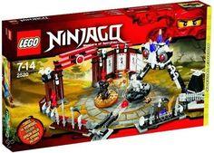 LEGO Ninjago Battle Arena - 2520