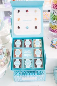 Rosie O'Neill lives a sweet life…literally. As the co-founder of California-based candy boutique, Sugarfina, Rosie spends her days testing, marketing,