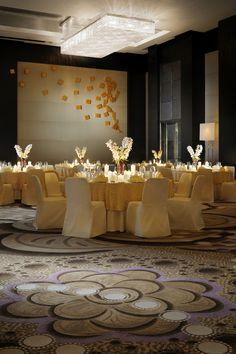 Indian Patterns and Fabrics Adorning the New Park Hyatt Hyderabad Hotel by HBA