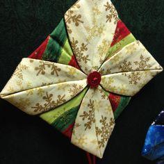 Fabric Ornament Tutorial