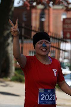 A true blue noser Marathon Photo, Atlantic Canada, Blue