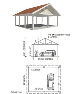 There are many designs and Carport plans ideas Ideas Simple enough Garage plans and pergola carport Carport floor plans and carport blueprints Carport Hotel Canopy, Canopy Bedroom, Door Canopy, Canopy Tent, Canopy Curtains, Pergola Curtains, Fabric Canopy, Tree Canopy, Carport Patio