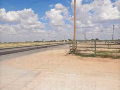 SOLD Commercial - FM 307 Midland, Texas - For Sale  www.CMranchrealestate.com