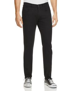 3x1 M5 Slim Fit Jeans in Black Tar