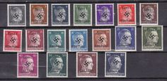 germany lokal stamps