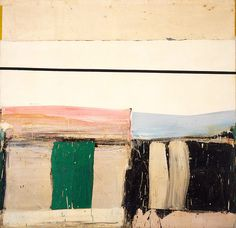 Alfred Leslie, 'The Black Line,' 1960-1961, Allan Stone Projects