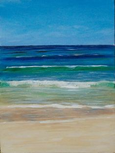 beach scene paintings | Wholesale Acrylic Paintings, Hand Painted by Original Artists