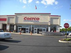 Costco, Hazlet, New Jersey