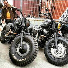 Anyone like big wheels? - More at Choppertown.com