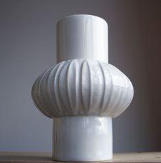 Vintage 1970s German SCHUMANN ARZBERG Bavaria Porcelain Modernist Vase Lava Era | Pottery, Porcelain & Glass, Date-Lined Ceramics, 1960s/ 1970s | eBay!