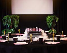 Oscar guest table fr