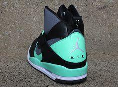 "Jordan Flight 45 High ""Green Glow"" | KicksOnFire.com"