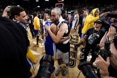 No matter how you look at it, short-handed Spurs team or not, to take this roster of the Golden State Warriors lightly is foolish. San Antonio and their fans came out