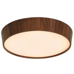 Smooth Tapered Ceiling Light Fixture | Lightology Collection at Lightology