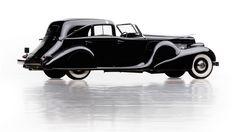 1935 Duesenberg Model SJ Town Car