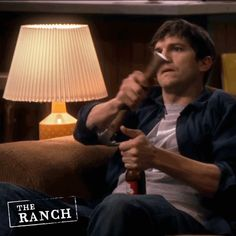 New party member! Tags: netflix drinking alcohol ashton kutcher booze thirsty thursday the ranch cold one Netflix Original Series, Tv Series, The Ranch Tv Show, The Ranch Netflix, Tv Shows Funny, Ashton Kutcher, Thirsty Thursday, Netflix Originals, Funny Gifs