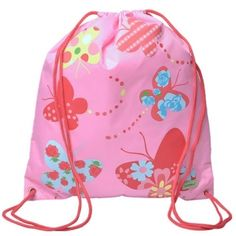 Butterfly swimming bag
