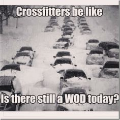 Is there still a WOD today?