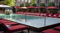 Faena Hotel Buenos Aires, Swimming pool