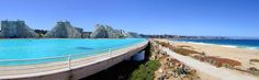 Worlds Most Extraordinary Swimming Pools - San Alfonso del Mar. By ervega