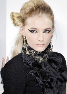 Chanel, Haute Couture Fall/Winter 2009.