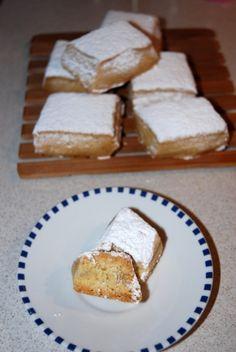 Una deliciosa receta de Hojaldrinas para #Mycook http://www.mycook.es/receta/hojaldrinas/