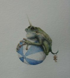 Adona Khare: watercolor