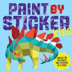 Move over, coloring books! Heres an entirely new craft that kids will love: Paint by Sticker Kids . Paint by Sticker Kids is the same compelling craft first introduced in Paint by Sticker , but just f